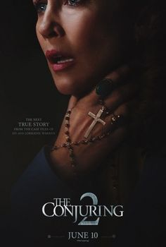 The Conjuring 2. The first one scared me-- can't wait for the 2nd!!