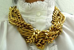 Rock The Gold Chain!