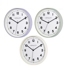 New Henley Kitchen Wall Clock now available at competitive prices!!  http://www.dkwholesale.com/catalog/product/view/id/12892/s/henley-30cm-kitchen-wall-clock-grey-ivory-blue-hcw008/