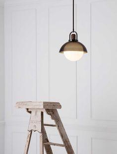 Lodge Pendant Triode lampas