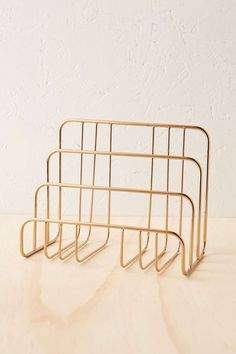 Brass Letter Holder - Urban Outfitters                                                                                                                                                                                 More