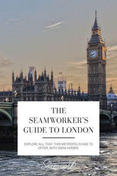 The Seamworker's Guide to London | Seamwork Magazine