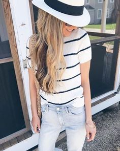 cute vacation outfit @pinterestingplans