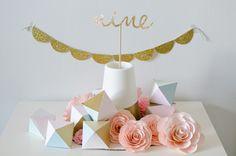My DIY Wedding Centerpieces