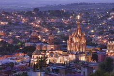 Twilight | San Miguel De Allende | México | Photo By Brenda Tharp