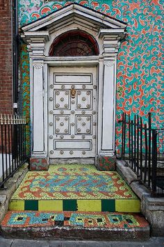 Dublin Door, Ireland