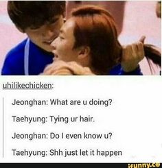 omo ! it's a bit creepy if someone does that but in the kpop world very thing is possible!!!!!!!!!