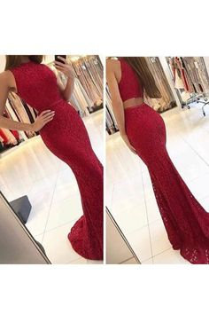 2019 New Arrival Scoop Open Back Lace Evening Dresses Mermaid- . 2019 New Arrival Scoop Open Back Lace Evening Dresses Mermaid- largos de baile Red Lace Prom Dress, Mermaid Prom Dresses Lace, Mermaid Evening Gown, Prom Dresses 2018, Lace Evening Dresses, Formal Dresses, Lace Mermaid, Red Mermaid Dress, Evening Gowns