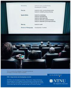 #ntnu #kosmorama Trondheim, Art Direction, Flat Screen, Product Design, Blood Plasma, Flatscreen, Dish Display