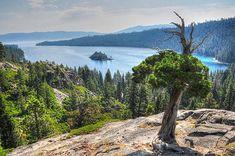 Emerald Bay - Lake Tahoe - California