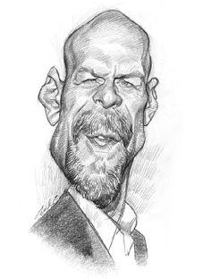 [ Bruce Willis ]   - artist: Wouter Tulp - website: http://woutertulp.blogspot.com/