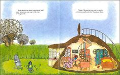 From House by Mouse, illustrations by Doris Smith, story by George Mendoza.