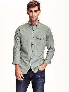 Classic Slim-Fit Shirt