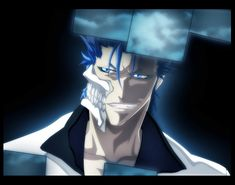 Grimmjow Jaggerjack by benderZz on DeviantArt