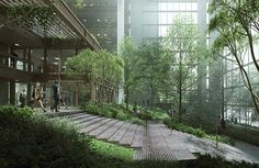 A Daily Dose of Architecture: Ford Foundation's New Atrium Garden