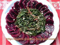 Τα φαγητά της γιαγιάς - Παντζάρια σαλάτα