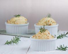 Muffins de verduras caramelizadas
