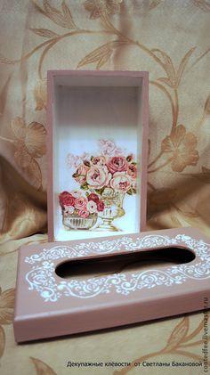 Szkatułka ręcznie. Fair Masters - ręcznie różowy nastrój. Handmade.