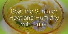 Beat the Summer Heat and Humidity with Ease Summer Heat, Adobe, Random, Water, Water Water, Aqua, Cob Loaf