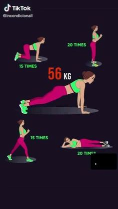 Full Body Gym Workout, Gym Workout Videos, Gym Workout For Beginners, Fitness Workout For Women, Yoga Fitness, Sculpter Son Corps, Gymnastics Workout, Weight Loss Workout Plan, Flexibility Workout