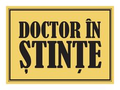 Good day for science, doctor Doctor In, Verona, Billboard, Science, Day, Poster Wall