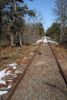 Ruins of Pine Barrens New Jersey. Played on these all the time when I was a kid.