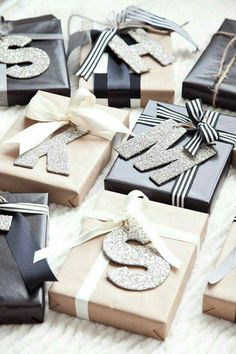 Envoltura para regalos