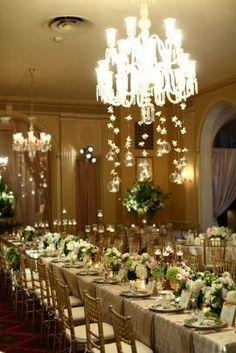 Elegant Maryland Wedding Reception 3 275x412 Elegant Country Club Wedding Reception in Baltimore: Liz + Mark