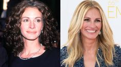Julia Roberts 1999 & 2014. See all the celebrities who only get better with age: