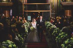 Fotos De Casamento entrada da Noiva