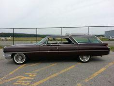 1963 Cadillac Vista-Cruiser Custom Wagon