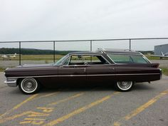 1963 Cadillac Vista Cruiser Custom Wagon