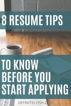 Don't send out your next application without reading about these tips! Though they may be simple, these resume tips could seriously boost your chances of landing your next job! Check it out here. #resumetips #careeradvice #jobhunting