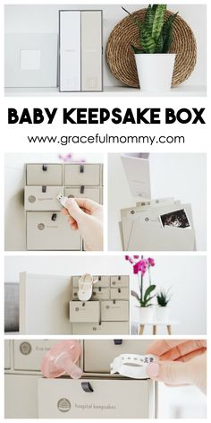 A Baby Keepsake Box from Savor – Graceful Mommy First Tooth, Kids Board, Baby Memories, Cubbies, Baby Cards, Floating Nightstand, Baby Items, Baby Gifts, Baby Keepsake Boxes