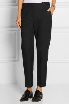 3.1 Phillip Lim   Pencil wool-twill tapered pants