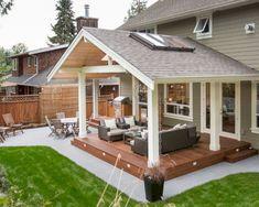 Fresh And Beauty Backyard Patio Ideas (24