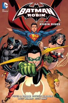 PREVIEW: BATMAN AND ROBIN VOL. 7: ROBIN RISES | DC Comics News