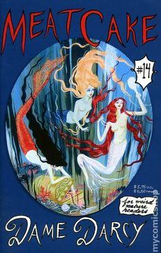 Meat Cake (1993 Fantagraphics) 14