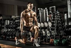 build bigger wheels without squats lunge