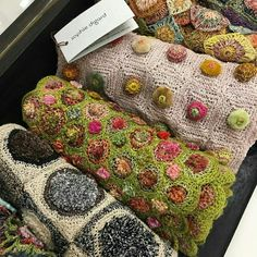 knitting blankets for as they say in Game of Thrones winter is coming , then here is some pretty pattern inspiration for you