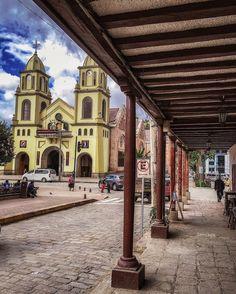 #Gualaceo #Ecuador #AllYouNeedIsEcuador #iPhone #street