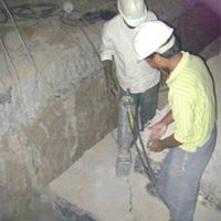 Edifice Engineering  is a demolition company specializing into cracking of concrete using various means to do the same with mechanical means.Various technologies used for cracking of concrete are listed as below:Rock & Concrete Splitter, Cracking using Hand Crusher.