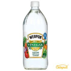 What basic household product is fighting cervical cancer and saving thousands of women's lives for $ 6? #Vinegar #Health #CervicalCancer