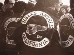 hells angels: california ♥