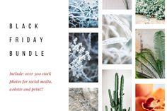 BLACK FRIDAY mega stock photo bundle SALE $19  ~ Creative Market #blackfriday #cybermonday #stockphotobundle #creativemarket #shopblackfriday #blackfridaytips #christmasphoto #beautifulphoto #coolpictures #perfectphotos #nellaino