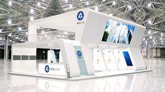 Exhibition stand of ROSATOM on Behance