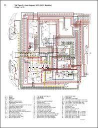 Resultado de imagem para esquema eletrico da kombi 75 folga no wiring diagram for 1971 volkswagen bus sciox Gallery