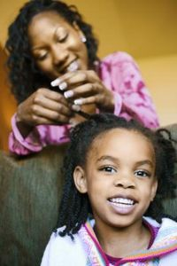 Tips From Beauticians for the Hair of Biracial Kids