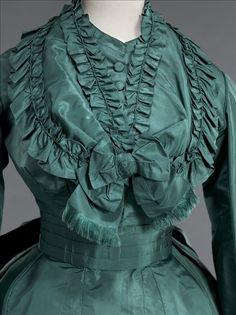 Day dress, Maison Worth & Bobergh | Palais Galliera | Musée de la mode de la Ville de Paris