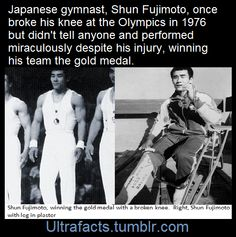Ultrafacts.tumblr.com, ultrafacts:     When his feet hit the floor, the...